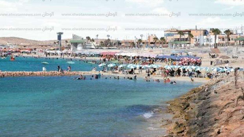 صورة شواطئ مطروح المفتوحة.. كل ما تريد معرفته عن الأماكن والأسماء – المحافظات