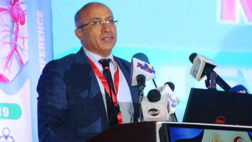 الدكتور مسعد سليمان