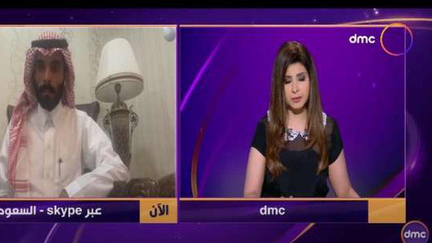 الإعلامي السعودي بدر الحقيل