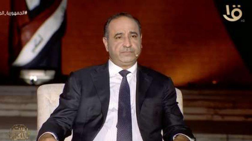 حسن كاظم وزير الثقافة العراقي