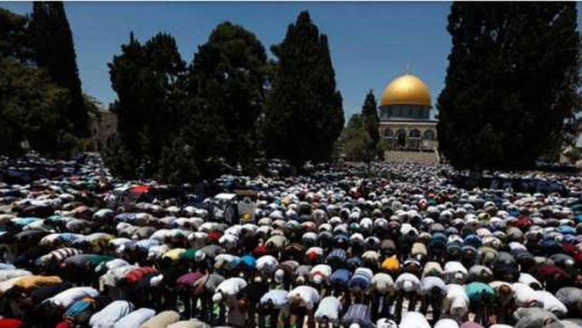 المسجد الأقصى بالقدس