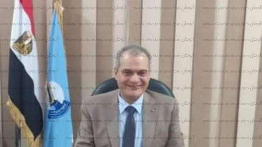 دكتور تامر مرعي وكيل وزارة الصحة بالبحر الأحمر