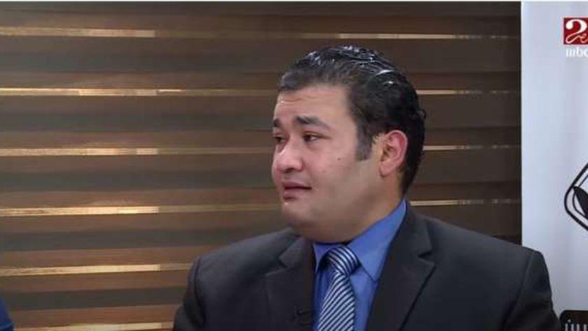 الدكتور محمد عمارة عضو تنسيقية شباب الأحزاب والسياسيين