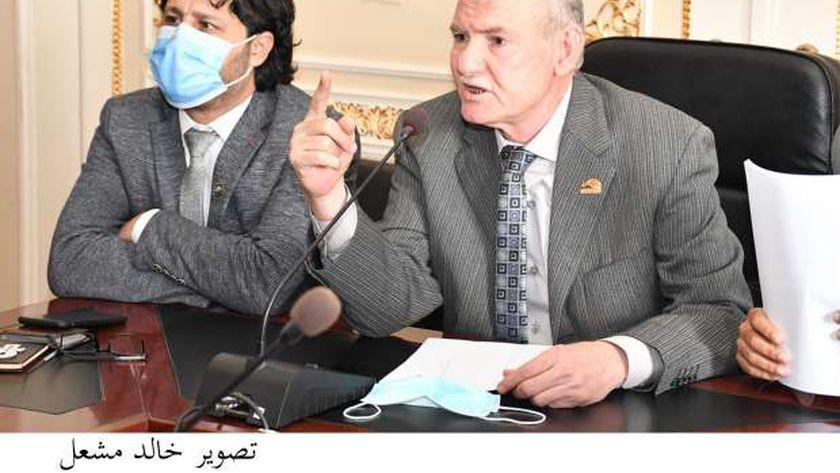 صورة «صناعة النواب»: يجب التأني في إطلاق الأحكام بشأن تصفية الحديد والصلب – مصر