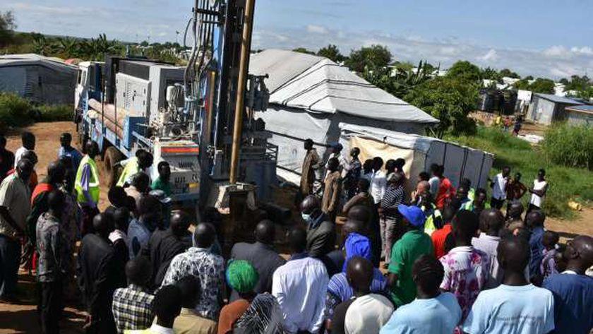 مشروعات للري في جنوب السودان