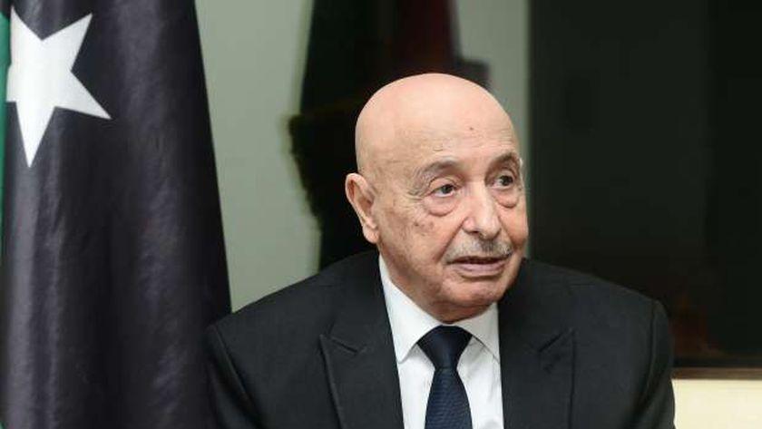 رئيس مجلس النواب الليبى