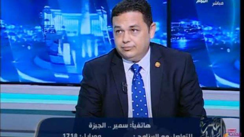 المهندس أيسم صلاح، مستشار وزيرة الصحة لشؤون تكنولوجيا المعلومات