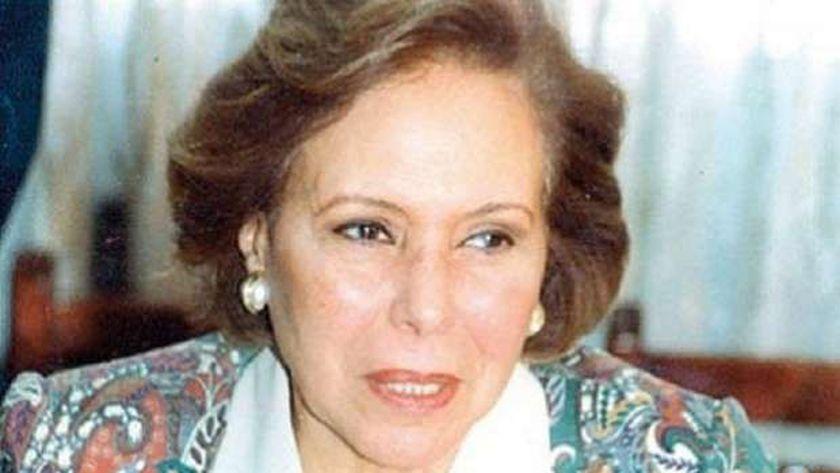 السفيرة مرفت التلاوي