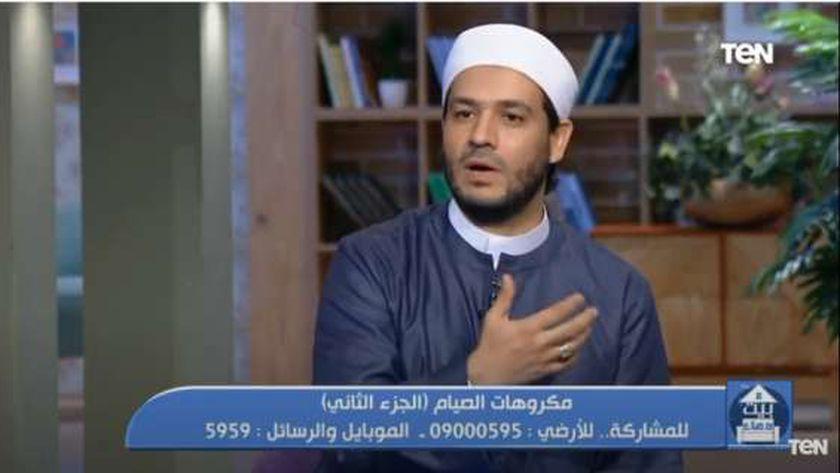 الشيخ أحمد المالكي، أحد علماء الأزهر الشريف