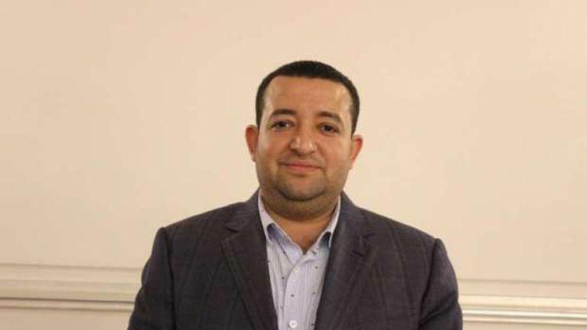 النائب تامر عبدالقادر، عضو مجلس النواب
