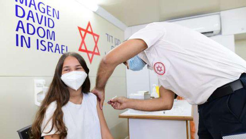 حملة التطعيم ضد كورونا في إسرائيل