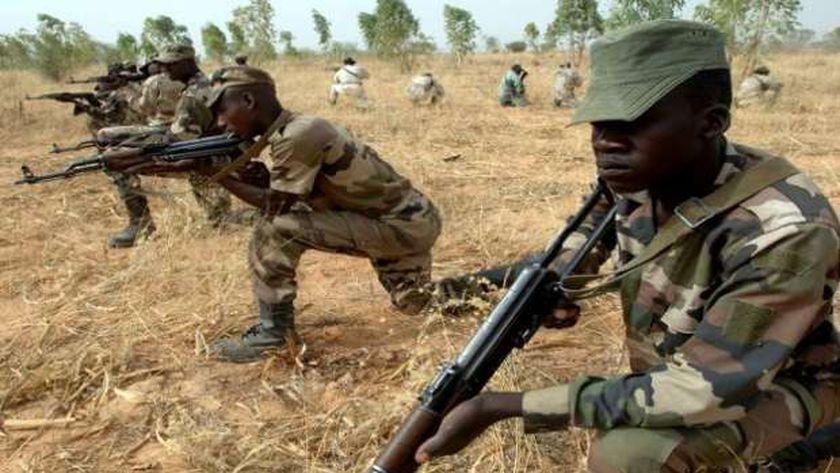 جيش النيجر