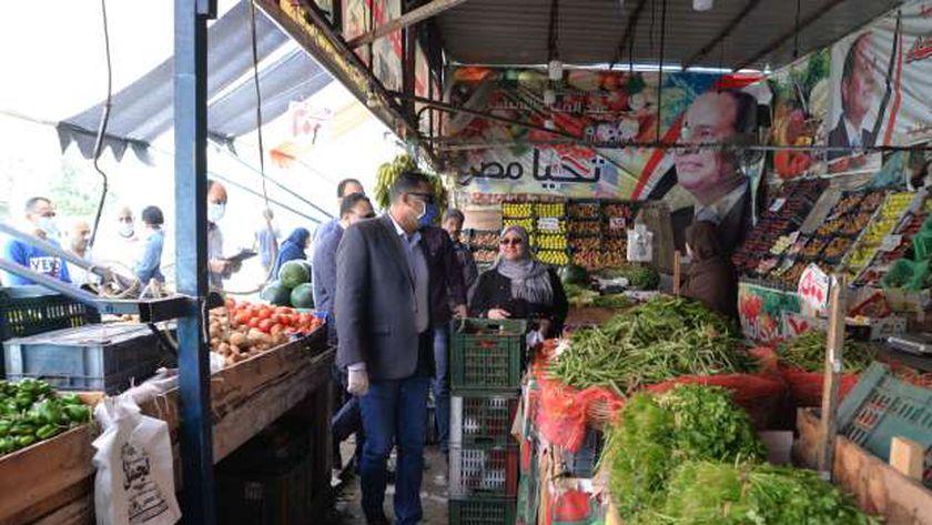 أسعار الخضار والفاكهة في الدقهلية