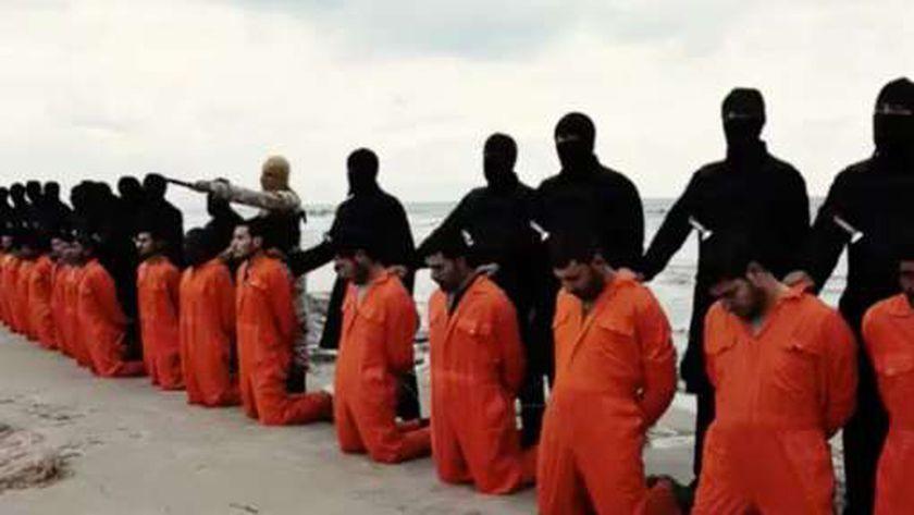 الـ21 مصري المذبوحين في ليبيا