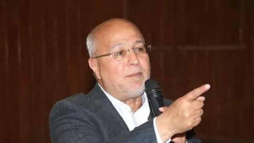خالد عيش - عضو مجلس الشيوخ