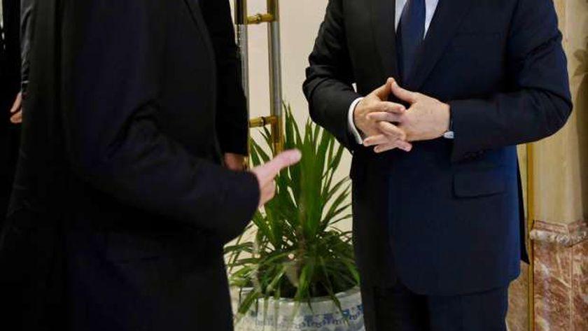 الرئيس السيسي يستقبل وزير الخارجية الأمريكي