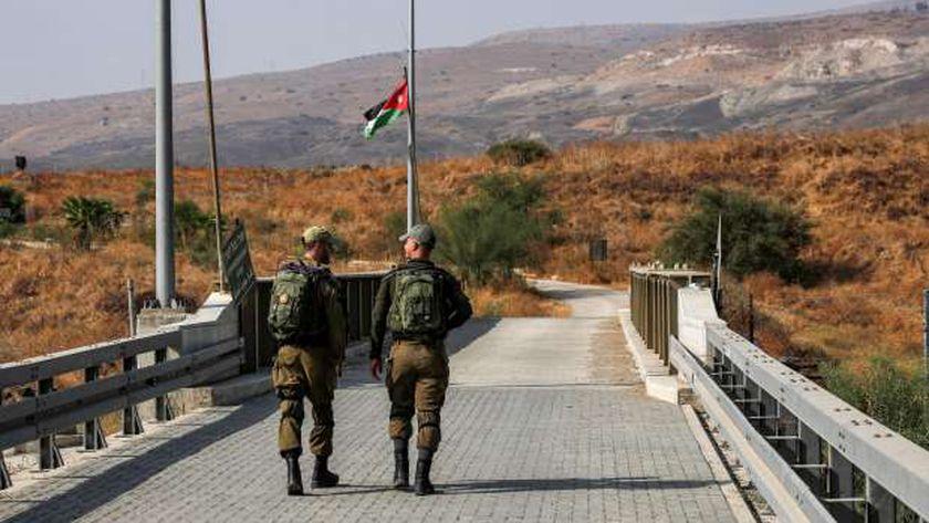 الحدود الإسرائيلية - الأردنية