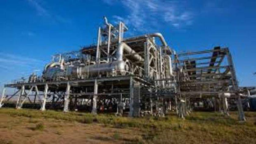 مصنع إسالة الغاز