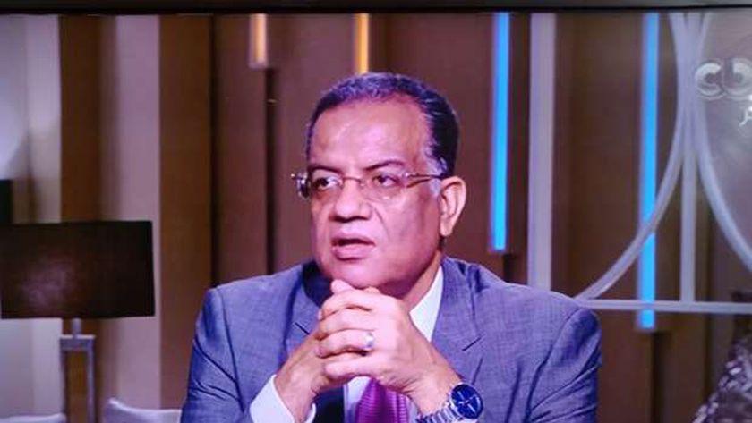 """الكاتب الصحفي محمود مسلم - رئيس تحرير جريدة """"الوطن"""""""