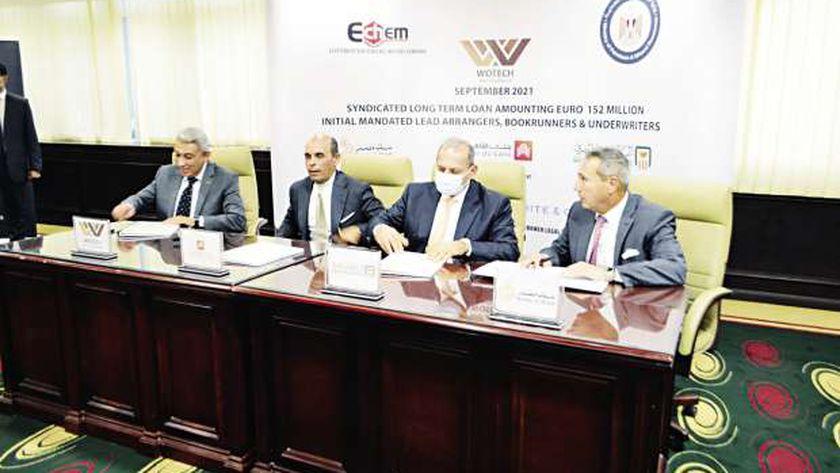تحالف مصرفى يوفر تمويلاً بـ152 مليون يورو لشركة WOTECH