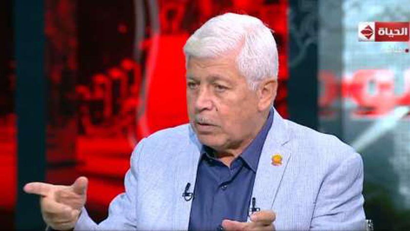 اللواء محمد الغباري مدير كلية الدفاع الوطني الأسبق