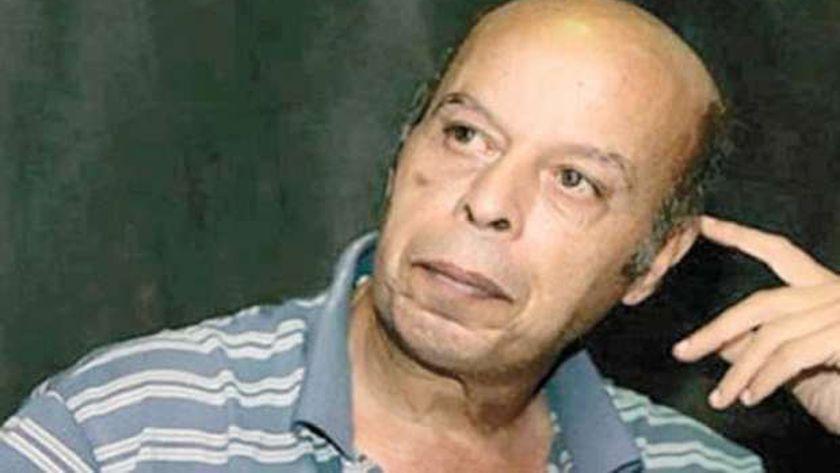 لاعب الأهلي السابق صفوت عبدالحليم