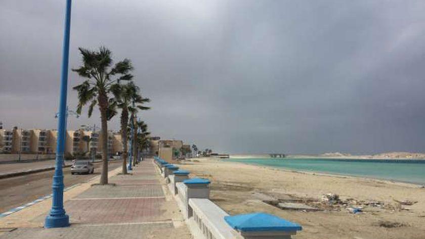 الأرصاد: أمطار غزيرة تسقط على السواحل الشمالية وتمتد حتى القاهرة - أي خدمة -