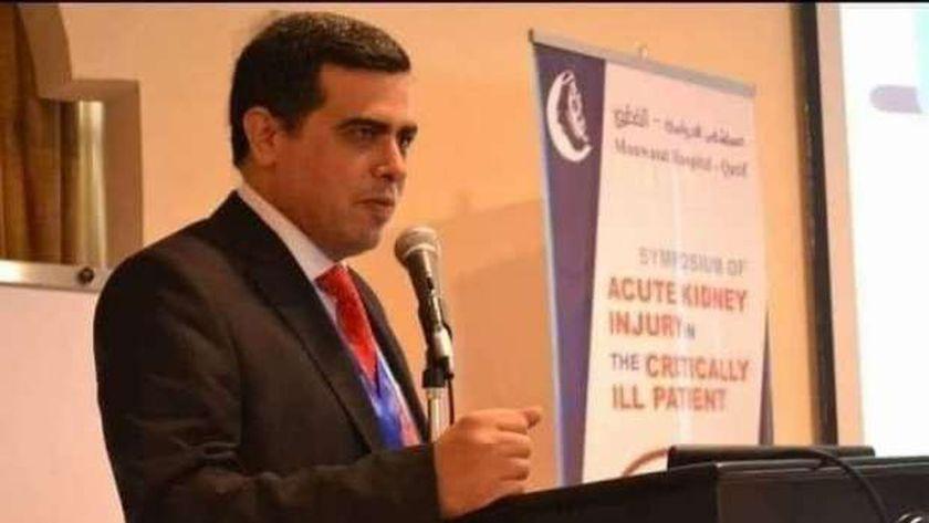 وفاة طبيب بجامعة الزقازيق ثر إصابته بفيروس كورونا