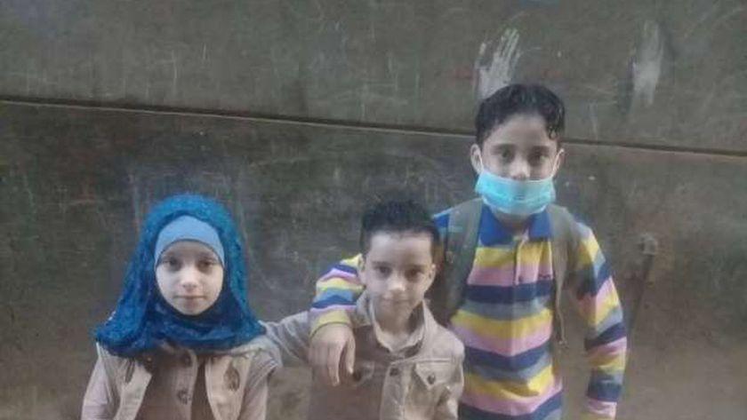 أسرة زوجة سفاح الفيوم تطلب من النيابة منحهم الوصاية على الأطفال