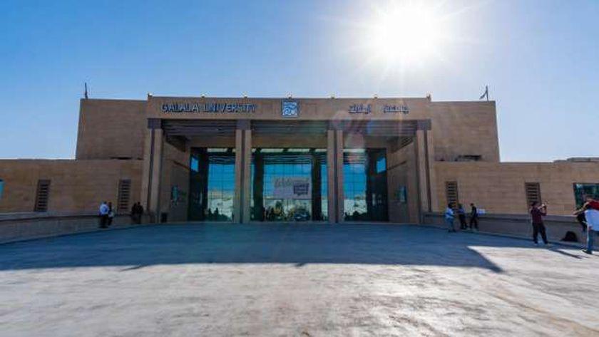 انطلاق العام الدراسى بجامعة الجلالة