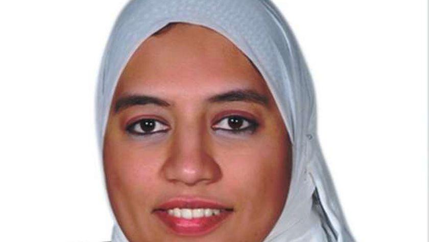 دكتورة غادة أبو زيد نائبة محافظ أسوان