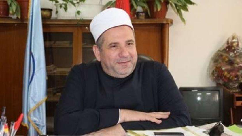 الدكتور محمد أبوهاشم