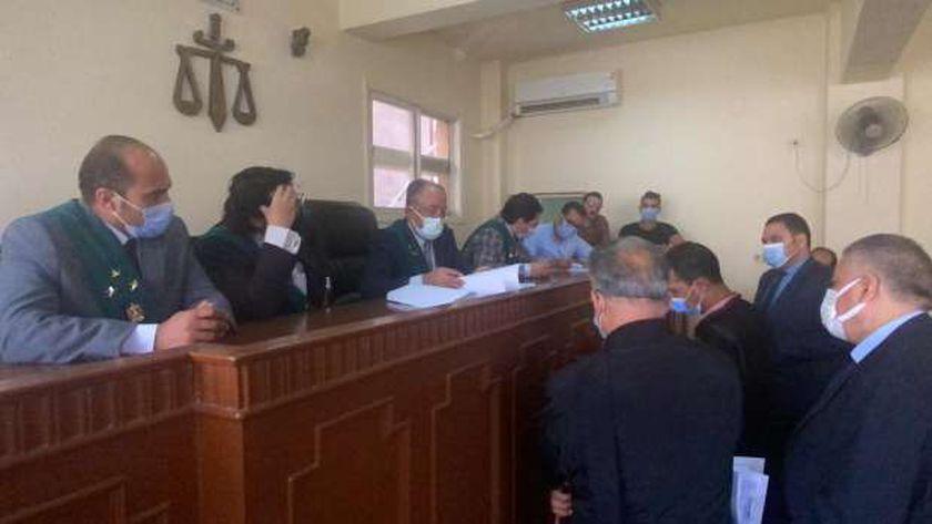 محكمة القضاء الإداري بالمنصورة