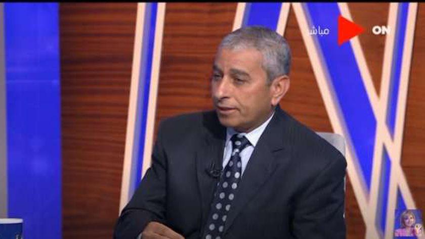 الدكتور جمال ياقوت.. رئيس مصلحة الشهر العقاري