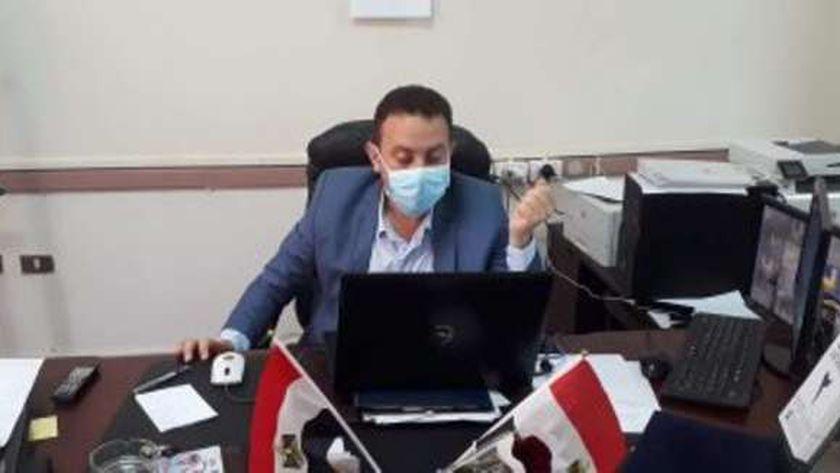 وكيل وزارة الصحة