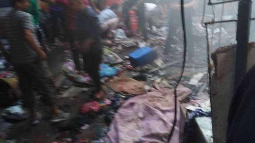 انفجار العراق