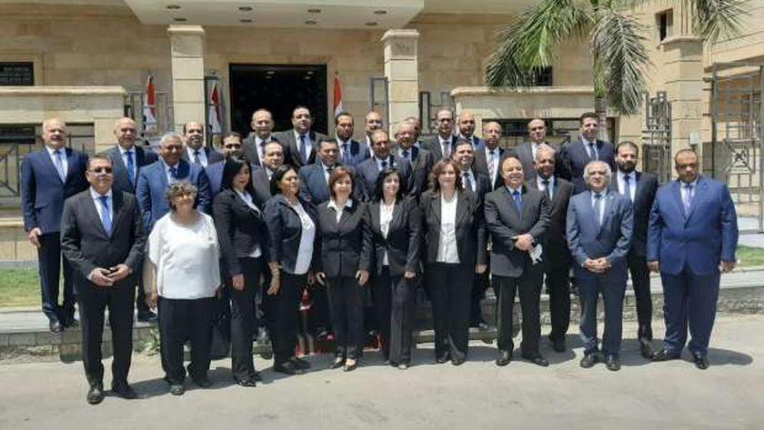 مرشحو القائمة الوطنية من أجل مصر