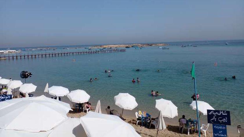 شاطئ ميامي العام في الإسكندرية