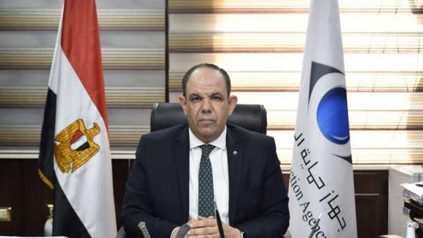 أحمد سمير رئيس جهاز حماية المستهلك