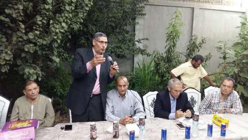 مؤتمرات للقائمة الوطنية بكفر الشيخ