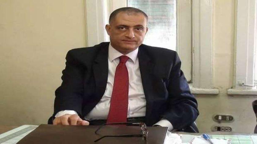 أبو بكر الضوة أمين عام نقابة المحامين