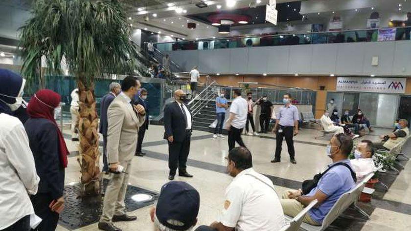 مصر للطيران تسير 47 رحلة خلال ال 24 ساعة القادمة تعرف على وجهاتها