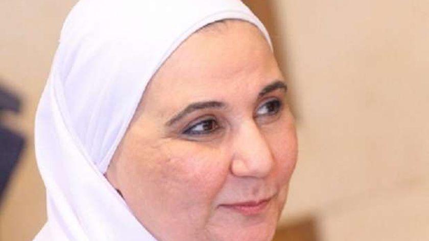 الدكتورة نيفين القباج