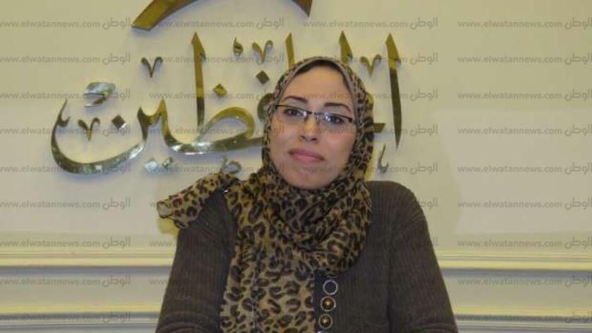 نجوى إبراهيم - نائب رئيس حزب المحافظين لشؤون المرأة
