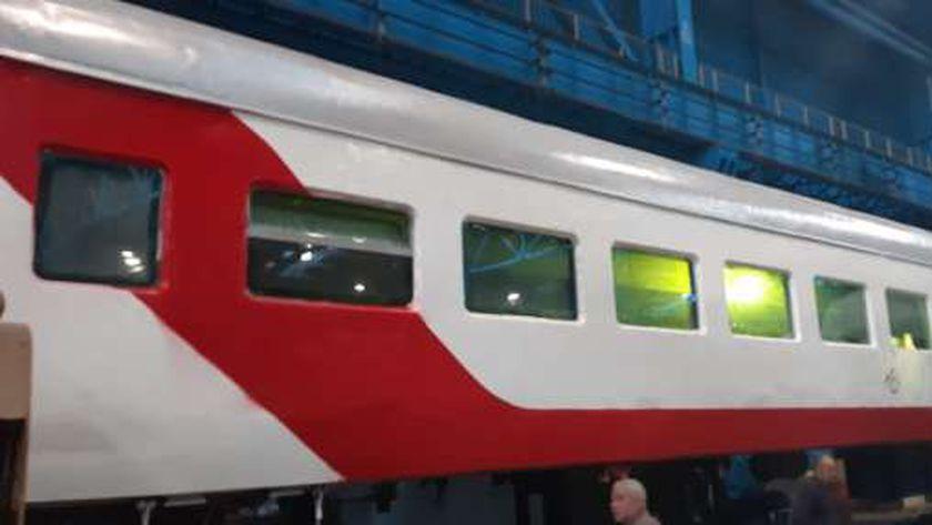وزير النقل: الانتهاء من أعمال التطوير الشامل لـ90 عربة إسباني درجة أولى وثانية مكيفة