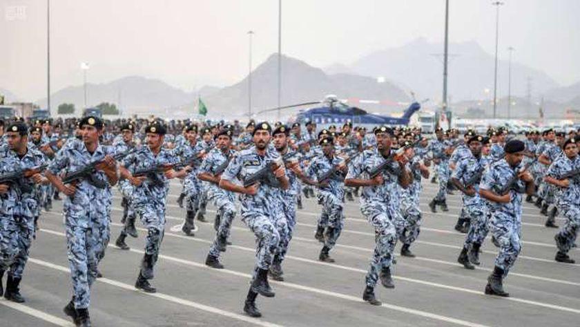 اكتمال وصول القوات الجوية الملكية السعودية