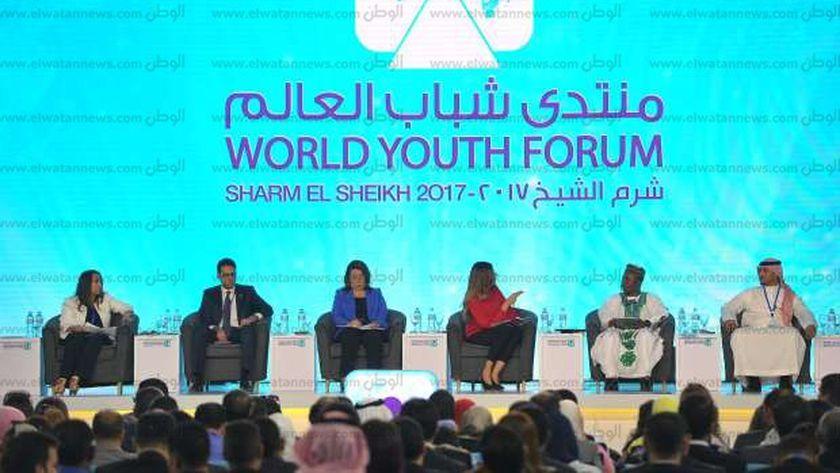 «والى» خلال جلسة دور منظمات المجتمع المدنى فى تحقيق أهداف التنمية المستدامة