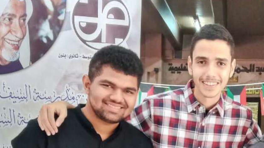 المصريون أوائل الثانوية بالكويت