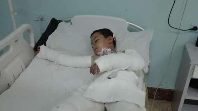 الطفل محمد ضحية التنمر