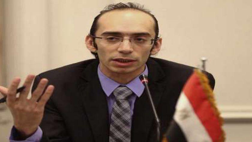 محمد عبدالعزيز .. رئيس غرفة عمليات تنسيقية شباب الأحزاب